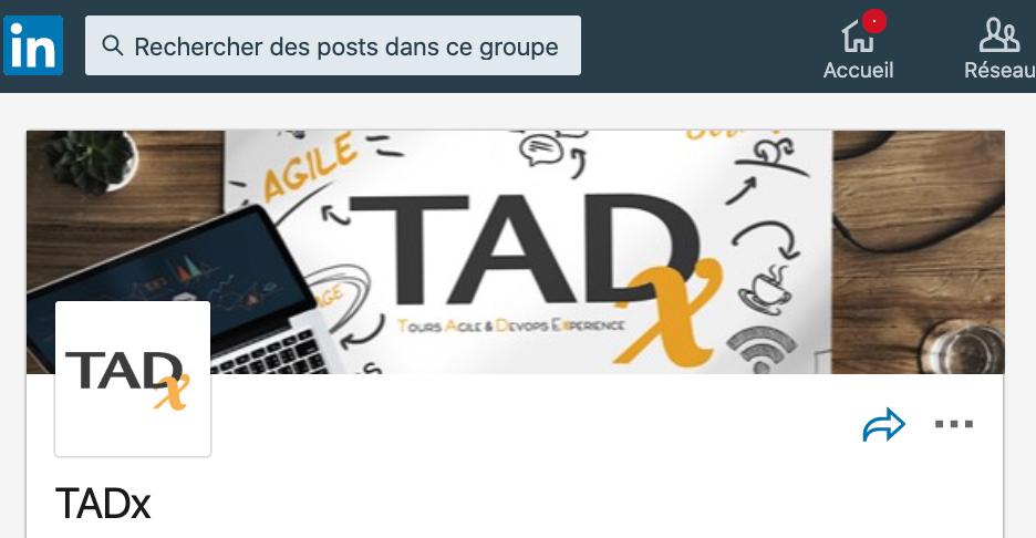 Bannière Linkedin Tadx Groupe by Roxane Chan Pao
