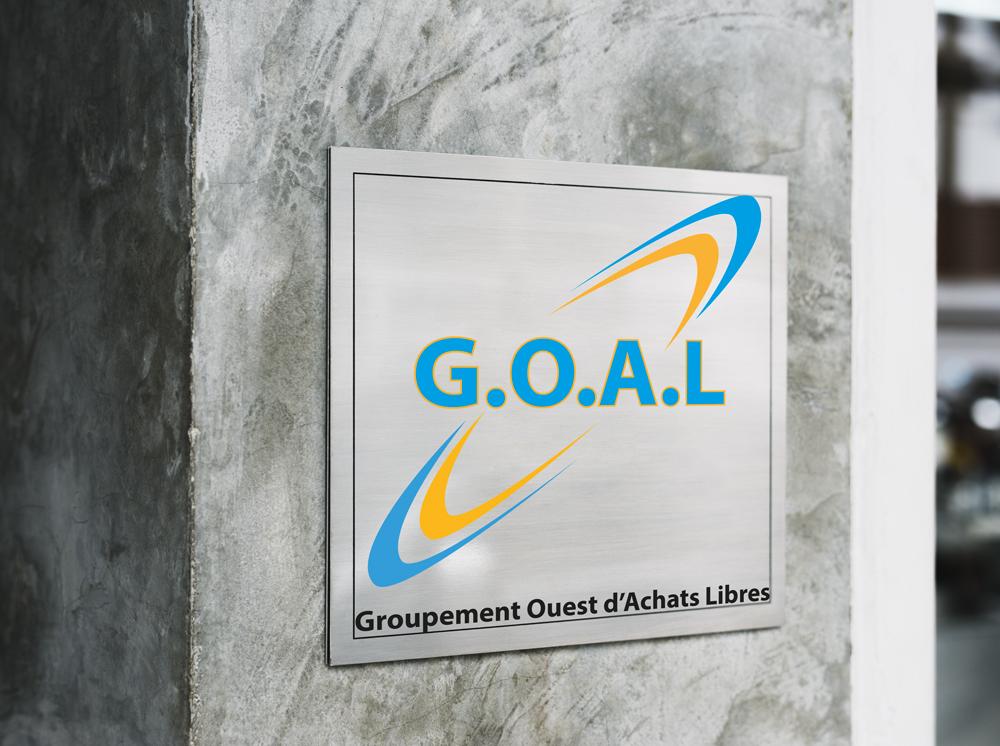 Logo GOAL - groupement ouest d'achats libres