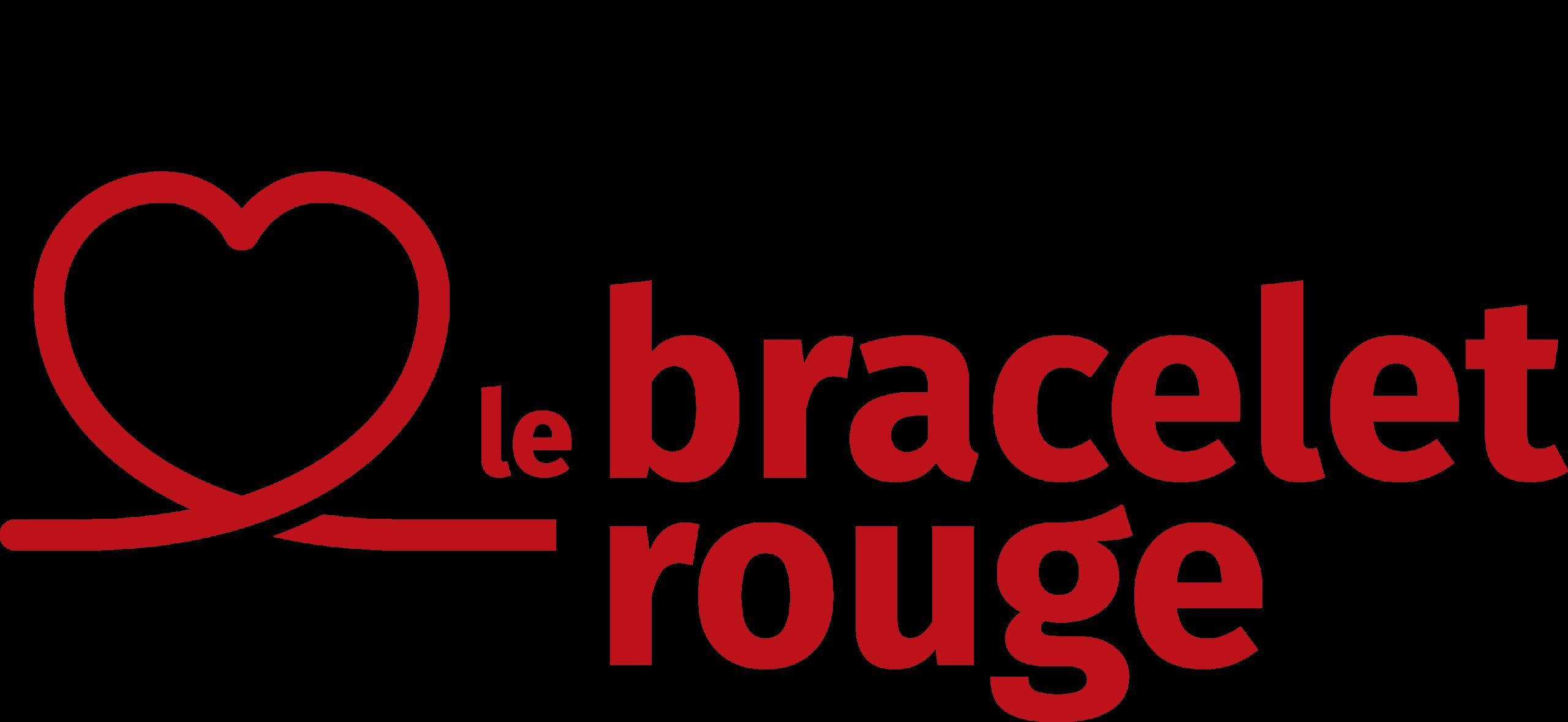 Logo Bracelet Rouge - Le Bracelet qui sauve des vies