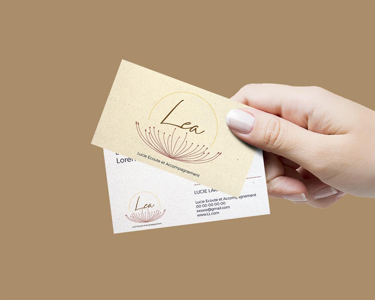 Logo LEA par Roxane CHAN PAO