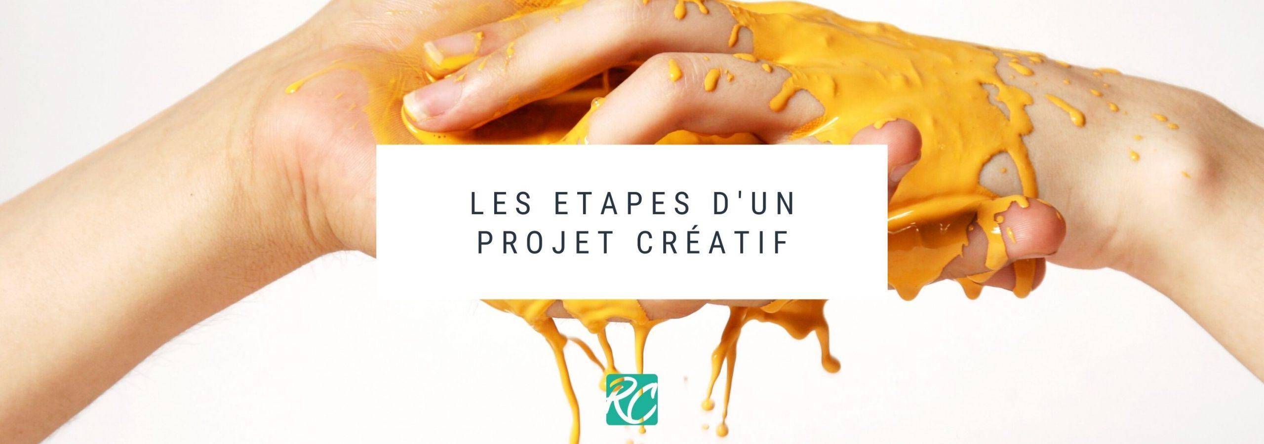 Les étapes d'un projet créatif - Article by Roxane Chan Pao